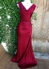 Glam PHASE EIGHT *Clarissa* Hollywood-style Grecian form-flattering dress 12