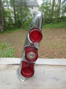 1957 1958 DeSoto Adventurer Tail Light RH Passenger Side 1689942RH