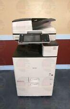 Ricoh Aficio Mp C4503 Color A3 Laser Multifunction Printer Copier Scanner 45 Ppm