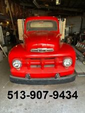Ultimate Badass Pizza Food Truck 1951 Ford F5 With Nsf Equipment Send Offer