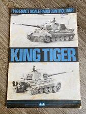 Tamiya 1//16 Jagdpanzer V Jagdpanther CARRO armato R//C COMPLETO opzione WWII # Kit Modellino German 56024