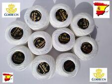 Circulo CLEA 5 8990 /_ Negro 150g 750 m hilo de ganchillo de algodón tejido de Rosca #5