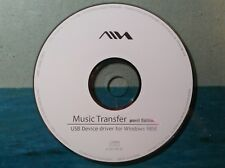 AIWA SONY SOFTWARE - MUSIC TRANSFER PAVIT EDITION - ver.1.0.1