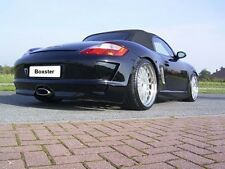 PORSCHE BOXSTER 987 BUMPER 997 GT3 STYLE REAR BUMPER KIT  FOR 2005 TO 2008
