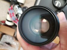 Excellent! Tamron SP 90mm f/2.5 Adaptall (52bb) Canon FD Mount with lens hood