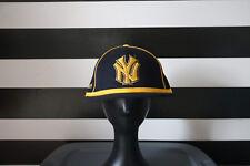 Mitchell & Ness New York Yankees Baseball Cap Navy/Yellow