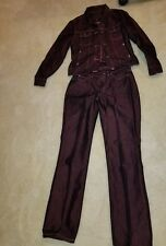 Womens Vintage Guess Jeans Bootleg Style Wash Size 29 W/Jacket Size Small