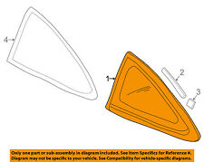 73551-ST7-A01 Honda Glass l qtr 73551ST7A01