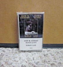ANDY STEWART folk MANOS LUNNY Dublin Lady cassette tape Celtic NWT Silly Wizard