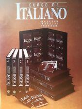 Curso completo de italiano. Planeta Agostini.