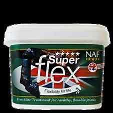 NAF Superflex Powder 1.6 kg For Equine Use From Melian