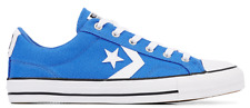 Converse Star Player Beach Flow low top mens canvas trainers totally blue 7  40