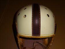 1940's era Vintage Reach Leather Football Helmet Model 259FH size 7 1/4 EX
