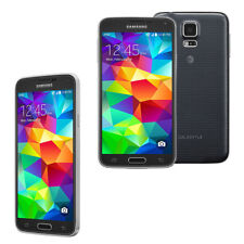 5.1'' Samsung Galaxy S5 G900A - 4G LTE Android Mobile Phone - Charcoal Black