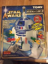 Star Wars R2-D2 Pop-up Game Electonic Talking 11 Real Sounds Repair The Tool New