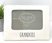 Rae Dunn By Magenta GRANDKIDS Photo Picture Frame Farmhouse LL 4x6 Brand New