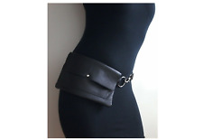 Genuine Leather New Designer Fanny Pack Hip Bag Belt Pouch Travel Purse Women