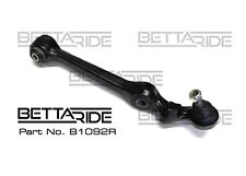 BETTARIDE FRONT LOWER CONTROL ARM RIGHT FOR HOLDEN CREWMAN UTE VZ 04-07 3.6L LE0