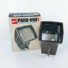 GAF Pana-Vue 1 Lighted 2x2 Slide Viewer