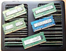4GB Laptop RAM Memory DDR3L 12800S PC3L SODIMM 1600MHz 1Rx8 1.35V Low Voltage