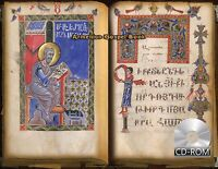 Armenian Gospel Book - oldest manuscript 1278 AD Written BY Archbishop Johannes
