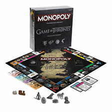 Game of Thrones - Collectors Edititon Monopoly
