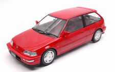 Honda Civic Ef-9 Sir 1990 Red 1:18 Model TRIPLE 9