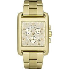 MICHAEL KORS GOLD EDITION CHRONOGRAPH LUXURY LADIES WATCH MK5436