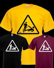 T-shirt Pericolo TACKLE DE ROSSI tatuaggio Boca Bomber calcetto palla o gamba