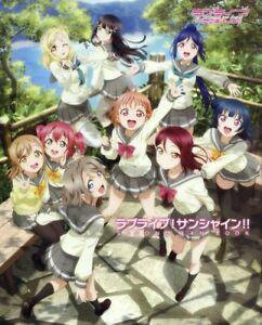 JAPAN NEW Love Live! Sunshine!! Second Fan Book