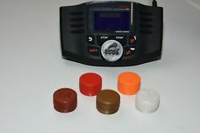 Marklin Mobile Station MS2 Raised Knob for easier and safer use Red