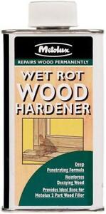 Everbuild WOODHARD2 LumberIrwin Wet Rot Wood Hardener 250ml…