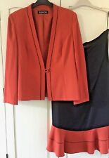Jacques Vert Jacket Size 14 And Skirt Size 16 Suit