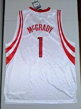 TRACY MCGRADY Reebok HOUSTON ROCKETS AUTHENTIC Jersey 52 NBA Yao Magic Raptors