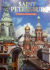 Saint Petersburg History & Architecture [HB, 2007] Margarita Albedil 596630002x