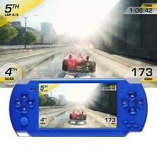 """4.3"""" Portable Video Handheld Game Console 8gb Gaming Device 32bit Games Included"""