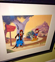 Bugs Bunny Cel Warner Bros Little Red Riding Rabbit Rare Signed Artist Proof