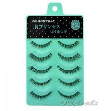 Natural Short Daily Makeup False Eyelashes Handmade Eye Lashes Fake