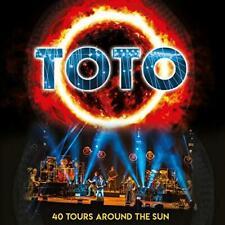 Toto - 40 Tours Around The Sun (NEW 2CD)