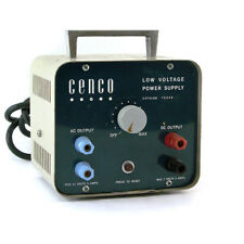 Cenco Central Scientific Company Power Supply Cat No. 79549