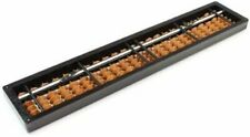 Tomoe Soroban Tomoe Arithmetic Board Abacus 23 Digits One Touch ON600