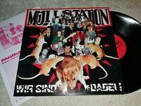 Müllstation - Wir sind dabei     Vinyl LP