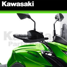 NEW 2010 - 2018 GENUINE KAWASAKI VERSYS 650 COMPLETE BLACK HANDGUARD KIT