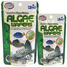 Hikari Algae Wafers Or Mini 20g 40g 82g 250g Pleco Wafer Fish Food