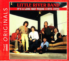 LITTLE RIVER BAND it´s a long way there (1975-1979) CD NEU OVP/Sealed