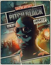 PITCH BLACK (BLU-RAY + DVD) (BLU-RAY) (LIMITED EDITION STEELBOOK) (BLU-RAY)