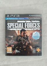 Ps3 SOCOM Special Forces Game PAL playstation 3