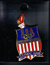 RARE PINS PIN'S .. OLYMPIQUE OLYMPIC ATLANTA 1996 USA TORCHE LONDON 1948 ~16
