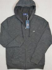 Vineyard Vines Hoodie Basic Full Zip Heather Gray Size M Medium NWT