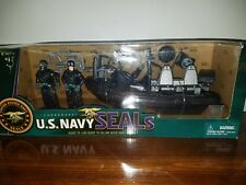 U.S. Navy Seals CRRC and Action Figures